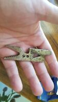 Vintage Lucky 7 Pocket Multi Tool Wrench Bottle Opener Ruler Screwdriver Spanner