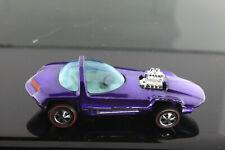 Purple White Interior Silhouette Hk Super clean Unrestored Hot Wheels Redline: