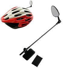 Adjustable Fahrrad MTB Bike Motorbike Helmet Back View Spiegel Rearview Mirror