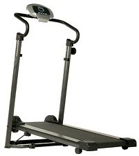 Stamina Avari Folding Magnetic Resistance Manual Treadmill NEW FREE SHIP