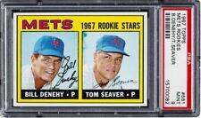 1967 Topps Tom Seaver - Mets Rookies #581 PSA Mint 9 - Stunning Card