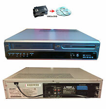 Bush DVRHS02 VCR VHS DVD Combi Combo Recorder Region Free,EXT SKY SCART REC in