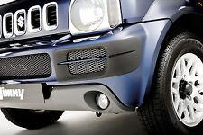 Genuine Suzuki Jimny Bumper Corner Protection Set x4 Rear&Front 990E0-84A07-000