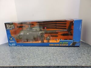 Elite Force U S Army Kiowa Recon Helicopter 1:18 NIB