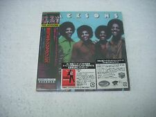 THE JACKSONS  - ENJOY YOURSELF - JAPAN CD MINI LP