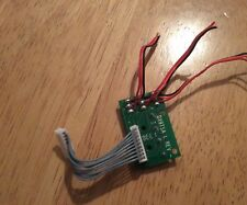Spektrum DX9 trim board (E, F switch panel right stick) DX9TSA L. Radio spares
