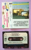 MC Musicassetta POOH Tropico Del Nord pop italy 1983 canzian no lp cd dvd vhs