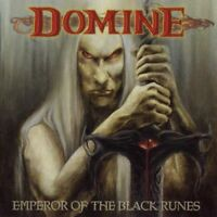 DOMINE - EMPEROR OF THE BLACK RUNES - CD DIGIPACK NEW SEALED 2004