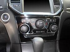 ACC Chrysler 300 A/C Radio Control Trim Ring 2Pc Polished 2011-2013 - 331021