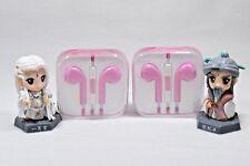 2X Earphones Headphone Remote & Mic For OEM iPhone X 8 7 6S 6 Plus 5