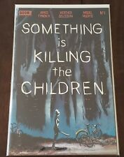 Something is Killing The Children 1 First and Second Print Comic Book Lot