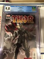 Thor #5 CGC 9.8 Variant Cover,Black Winter, Donny Cates