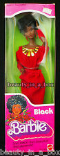 Black Barbie Doll Vintage 1979 Classic - No. 1293 AA African American Barbie