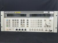HP_8664A : High-Performance Signal Generator, 3 GHz(0507)