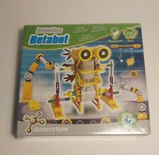Science4you Robotics betabot Toy- Scientific and Educational. Still in box!!