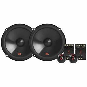 "JBL STAGE 3 607CF 6.5"" 2-Way Car Component Speaker System 6-1/2"" STAGE3 607CFAM"