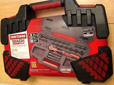 Craftsman Mach Series 53-Piece Socket Wrench Set 44731 NEW Free Ship