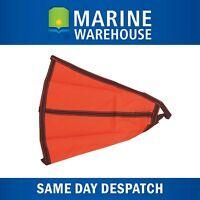 Sea Anchor Large Orange - Suits up to 8M 24FT - Drogue Drifting Brake 107732