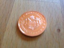 Original 2 Euro Cent Münze aus KMS Kursmünzensatz Münzsatz Monaco 2001