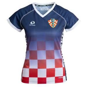 Kroatien Trikot Croatia Shirt Hrvatska, Frauen