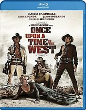 Once Upon A Time In The West Blu-ray Brand New. Supports Charity.