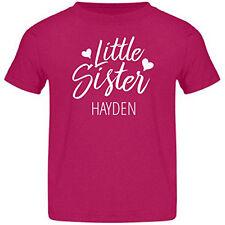 Nicky Hayden 'Little Sister Love Hayden' Tee T-Shirt Best Design Tshirt S - XXL