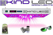 Kind LED Grow Lights K5 XL1000 w FREE Ratchet Hangers, Method Sevens& Microscope