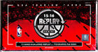 2015/16 Panini Replay Basketball Factory Sealed Hobby 10 Box Case