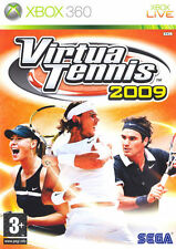 Virtua Tennis 2009 [UK Import] XBOX 360 IT IMPORT SEGA