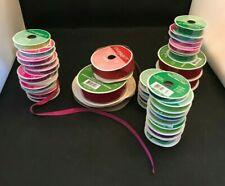 Lot Of Celebrate It Ribbon Bow-Tique & Wired Edge Ribbon