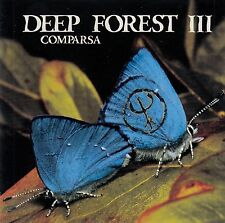 DEEP FOREST : III - COMPARSA / CD - TOP-ZUSTAND