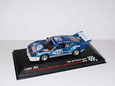 voiture 1/43 IXO altaya Rallye France :LIGIER JS2 1974 Larrousse/Nicolas