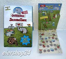 Sammelbox Edeka OTTIFANTEN inkl. coolem Spiel, LIMITED EDITION neu& ovp!!