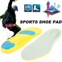 1paire semelles chaussures souples Support Insertion Semelles running Pad BR