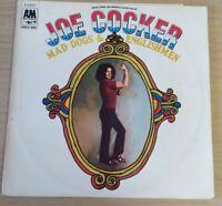 JOE COCKER Mad Dogs & Englishmen 1970 Vinyl Double LP AMLS 6002 a1 B2 soundtrack