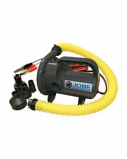 Jobe Turbo 12V Pump Pompe à air Batterie pompe Tube Table Canot Matelas air