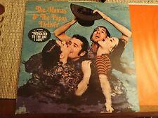 Mama's & Papa's Deliver vinyl record