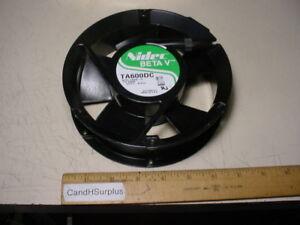Nidec TA600DC 24 volt DC Model A32600-10 P/N 930603 NEW Case of 18 pcs