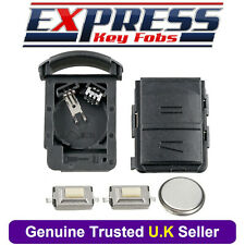 Vauxhall Opel 2 Button Remote Key Fob Case Repair Kit Fits Corsa Combo Meriva