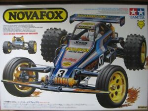 Nova Fox RC Buggy Radio Control 1/10 Scale Tamiya G2928
