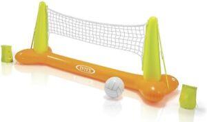 "INTEX 56508NP Poolgame "" Volleyball "" Incl. Ball 239x64x91cm Jeu Piscine à"