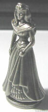 Disney Sleeping Beauty pewter token mover metal mini charm monopoly game part