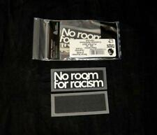 Official No Room For Racism Premier League Football Badge/Patch Player Size