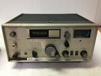 National NCX-5 HF Transceiver Selling AS-IS for Parts Untested