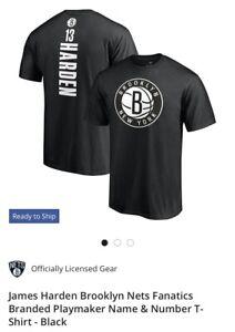 Brooklyn Nets James Harden T-Shirt