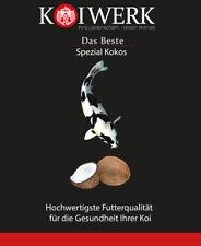 """Koiwerk """" le Meilleur """" Spécial Kokos Noix de Coco Nourriture pour Koï 5 Kg"""