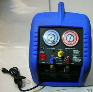 Mastercool Model 69110 Recovery Machine