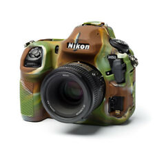 Camera silicone cover  for Nikon D850 + Screen Protectors Camouflage