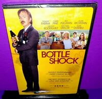 Bottle Shock (DVD, 2009,Widescreen) Bill Pullman,Chris Pine Brand New B590