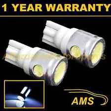 2x W5W T10 501 Xenón Blanco 3 Leds SMD Bombillas Intermitentes Repetidores Hid